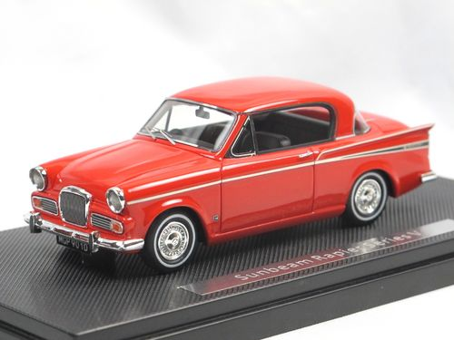 Silas Models 1966 Sunbeam Rapier V Series rot 1/43