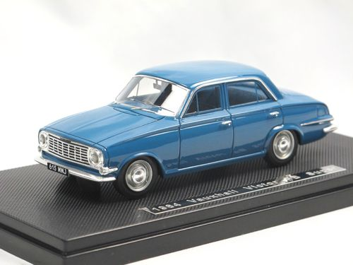 Silas Models 1964 Vauxhall Victor FB Super Blue 1/43