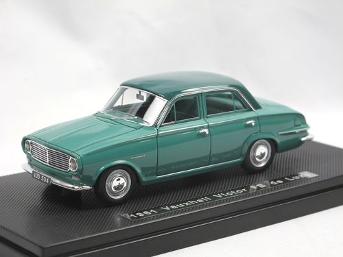 Silas Models 1961 Vauxhall Victor FB DeLuxe green 1/43