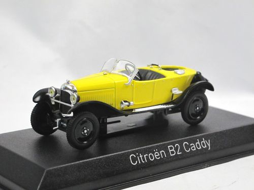 Norev 1923 Citroen Type B2 Sport Caddy Labourdette gelb 1/43