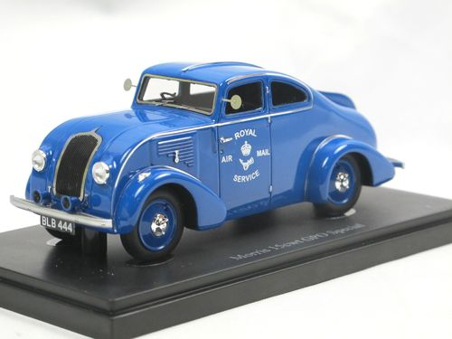 Autocult 1934 Morris 15cwt GPO Special Royal Air Mail 1/43