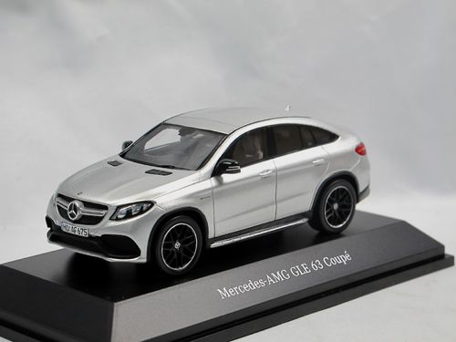 Minimax/Spark 2015 Mercedes AMG GLE 63 Coupe C292 1/43