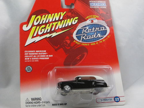 Johnny Lightning Retro Rods 1941 Ford Phaeton 1/64