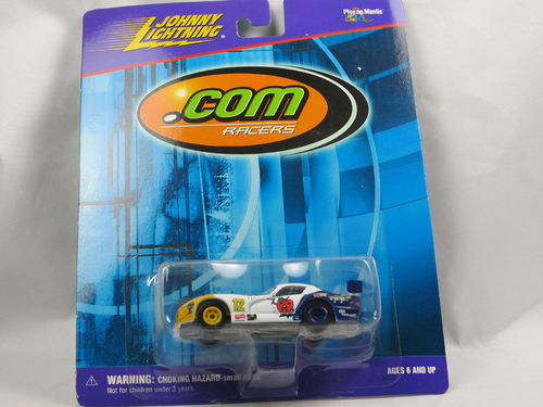 Johnny Lightning .com Racers Dodge Viper Ebay #12 1/64