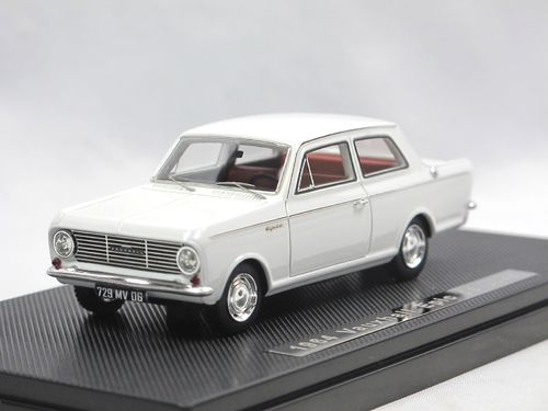 Silas Models 1964 Vauxhall Epic de Luxe LHD weiß 1/43