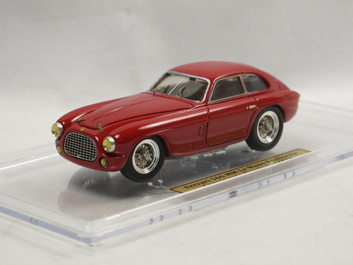 TAMEO 1950 Ferrari 166 MM Berlinetta Touring red 1/43