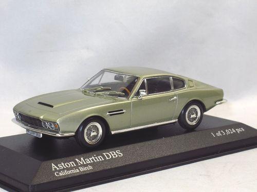 Minichamps 1969 Aston Martin Dbs California Birch 1 43 In Ovp