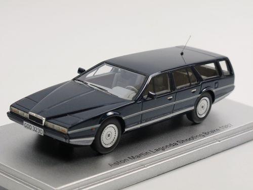 Kess 1987 Aston Martin Lagonda Shooting Brake Blau 1 43 Limited