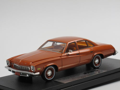 Goldvarg 1974 Buick Century 4-Door Sedan Ginger Poly 1/43