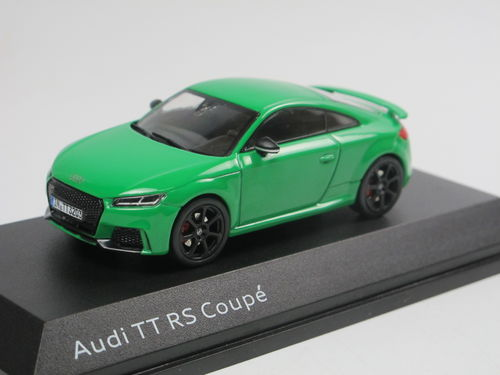 iScale 2016 Audi TT RS Coupe Viperngrün 1/43