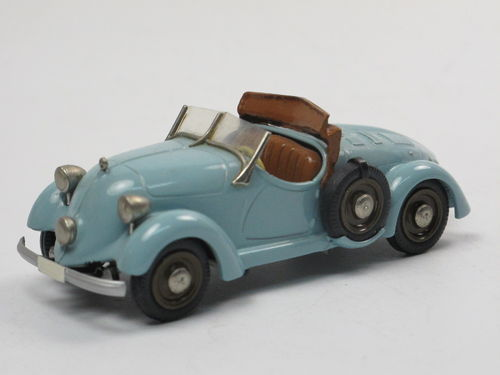 Plumbies 1935 Mercedes-Benz 150 H Sport-Roadster 1/43